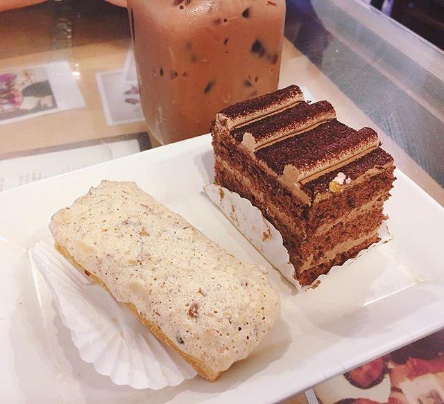 Love the chocolate truffle cake.