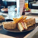 Lunch ❤️ #lunch #thekitchenbywolfgangpuck #changiairport