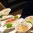 A quick lunch ❤️✌🏼 #haidilaosingapore #haidilao #bedokmall #sgeastsiders
