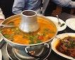 Tom yum soup  #changiyummy