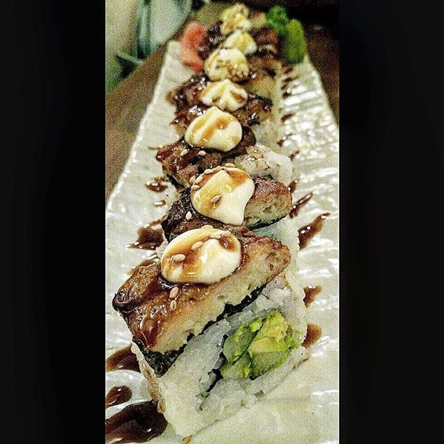 There was this one time when I ate Sushi and I swore never to eat Japanese food again.