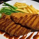 Simple Pork Cutlet with Fries and Vegetables for lunch #ieatishootipost#hungrygowhere#instafood#foodporn#iweeklyfood#yummy#instagram#theteddybearman#eatoutsg#whati8today#yummy#eatoutsg#foodforfoodie#vscofood#igfoodie#eatingout#eatstagram#sgfood#foodie#foodstagram#SingaporeInsiders#100happydays#burpple#eatbooksg#burrplesg#westernfood