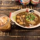Perfect Thai Boat Noodles