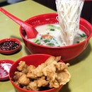 Zion Road 91 An Shun Seafood Soup
