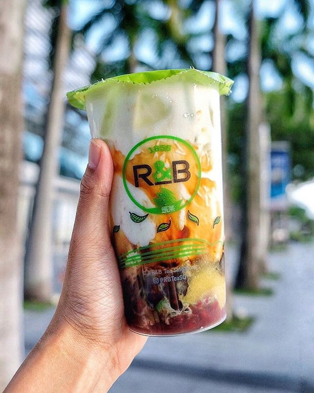 🎁GIVEAWAY🎁 Here's your chance to win 2 X Durian Chendol Boba Milk from RB tea!