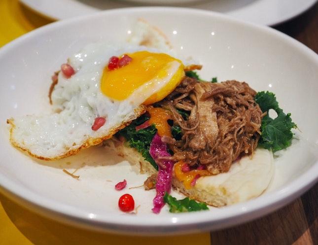 Pulled Pork & Eggs [💵 $20.00]