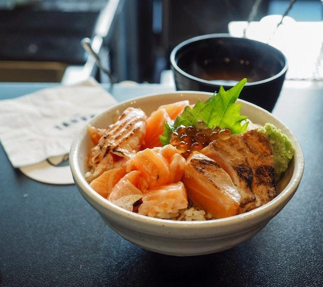 Salmon Kaisen [💵 $12.90]