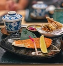 Sea Bream with Mentaiko [💵 $18.00]