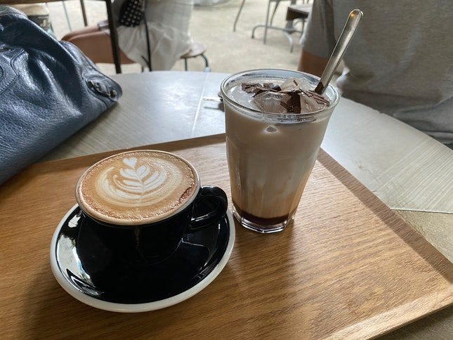 Good Coffee And Atmosphere