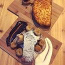 Gashouse eggs and french toast brioche at wallet friendly prices!