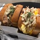Smoked Chicken & Beef Teriyaki