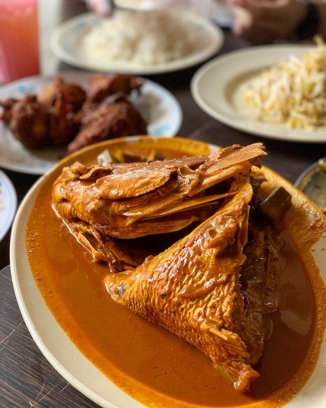 Fish Head Curry Bangsar