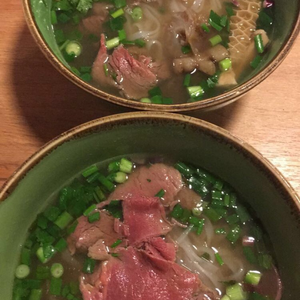 Wagyu Beef Pho  ( P4 & P6 ) // Rice Noodle