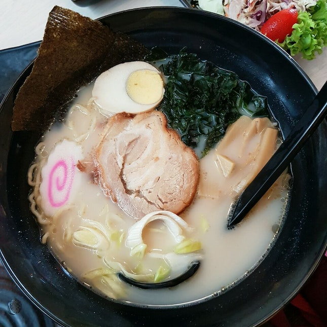 Another day for another bowl of Ramen