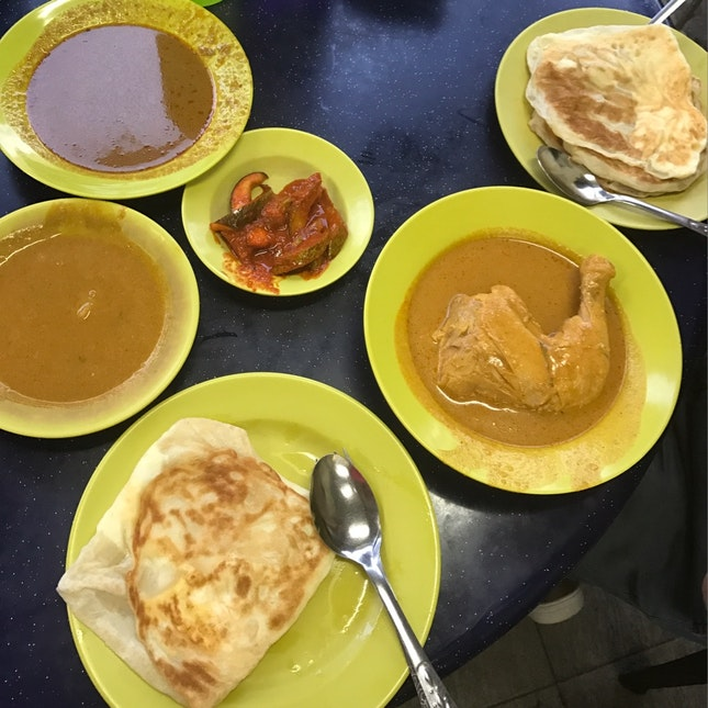 🍴 INDIAN/MALAY CUISINE