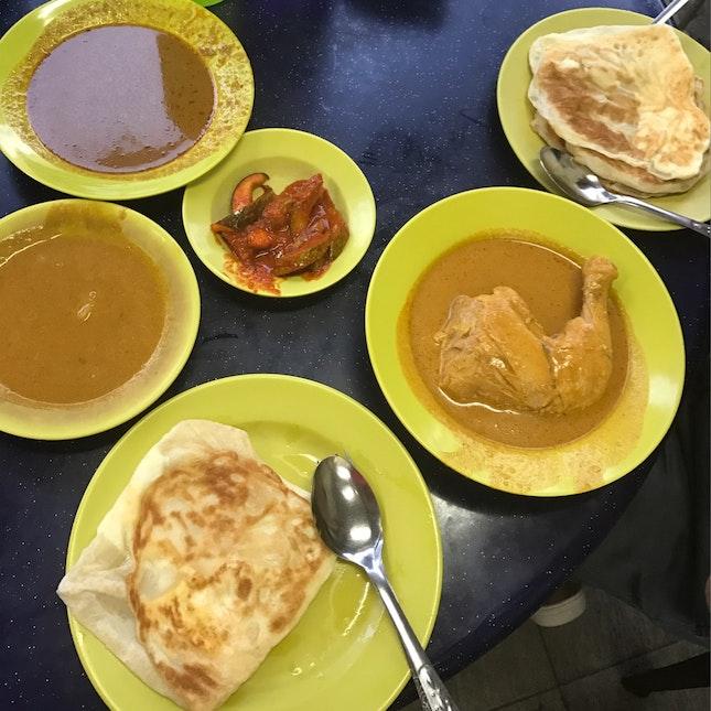 🍴 INDIAN/MALAY CUISINE