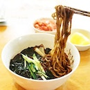 Jjajangmyeon [S$13.00++] ・ Happy Belated Black Day to all fellow singles!