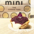 Pablo Mini Okinawa Beni Imo [S$4.20] ・ Super excited when I saw the release of a new flavour by @pablo_cheese_tart_singapore!