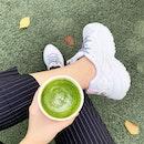 Matcha Latte [S$5.80] ・ Unleashing the Hypebae wannabe in me with a cup of @Hvala_SG's matcha latte and @FILA_SG's kicks😌 ・ CHIJMES 30 Victoria St Singapore 187996 ・ #Burpple #FoodieGohCityHall ・ ・ ・ ・ #tslmakan #instafood_sg #food #yummy #foodstagram #foodgasm #sgfoodies #sgfoodie #foodsg #singaporefood #whati8today #sgfoodporn #eatoutsg #8dayseat #singaporeinsiders #singaporeeats #sgfoodtrend #sgigfoodie #thisisinsiderfood #foodinsingapore #foodinsing #followme #follow #matcha #latte #hypebae
