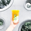 Loaded with probiotics, fruit juice and chewy crystal balls (white pearls), @RBTeaSG's Fruit Yogi series is set to quench your thirst with their smooth fruit yogurt beverages!