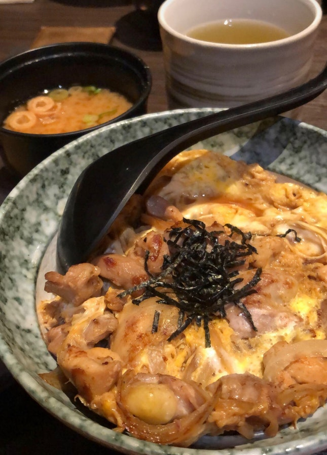 High Quality Yet Affordable Japanese Food