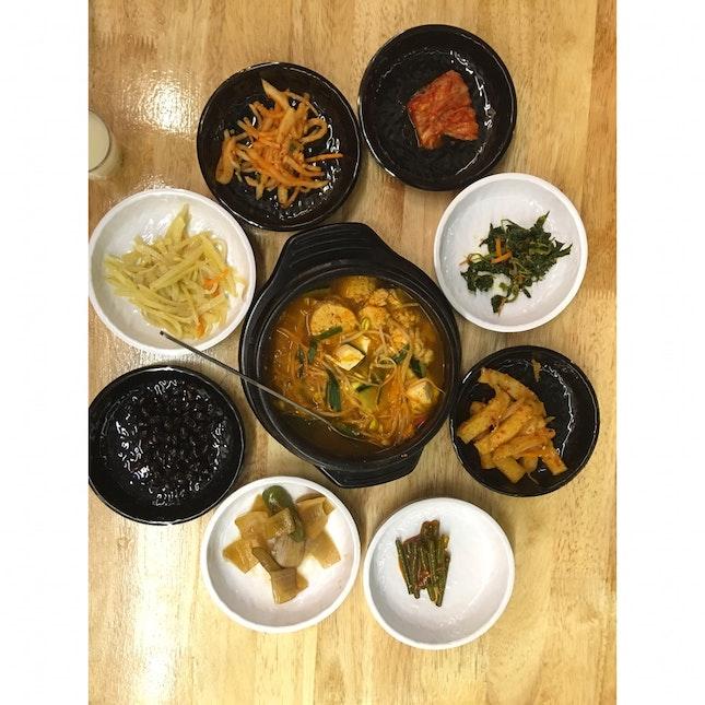 Altang (Korean Spicy Fish Roe Soup)