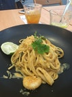 Nyonya Laksa With Lemonade (RM22)