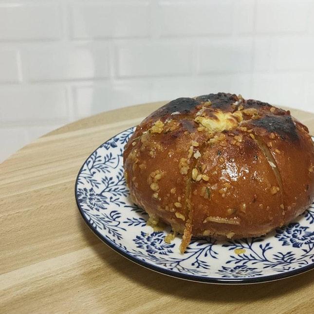 Best Ever Garlic Bread ($4.20)