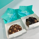 PB Chocolate & Cookies n Creme Cheesecake Cookie ($5.50 each)
