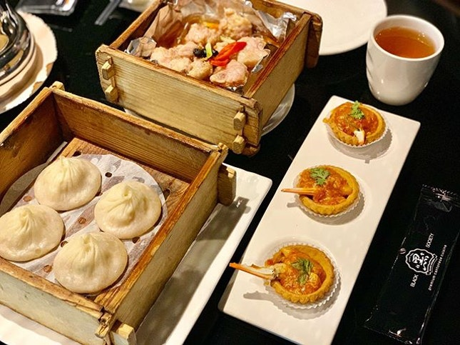 Premium Cantonese Cuisine 🥢🥢🥢 · #dimsum #cantonese #cantonesefood #cantonesecuisine #cantonesestyle #xiaolongbao #chilicrab #foodporn #foodphotography #foodie #foodiegram #tea #blacksociety #finedining #weekendvibes #burpple #burpplesg #exploresingapore