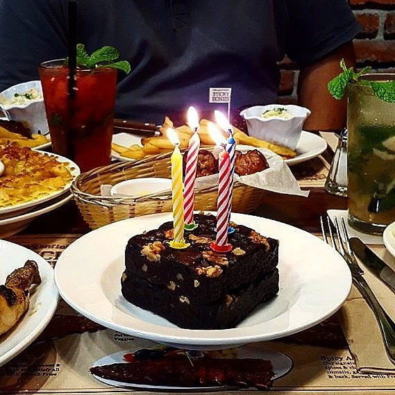 Birthdays, anniversaries or special occasions.