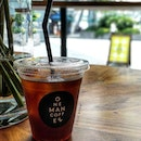 Cold Brew @ One Man Coffee, Fusionopolis Two #coffee #coldbrew #fusionopolis #onemancoffee #singapore #sg #sgcafe #sgfood #sgfoodies #food #foodie #chill #chillax #burpple #burrplesg