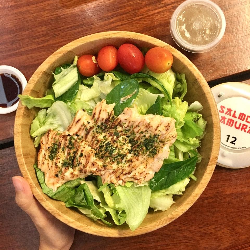 Mentaiko Salad ($9.90)