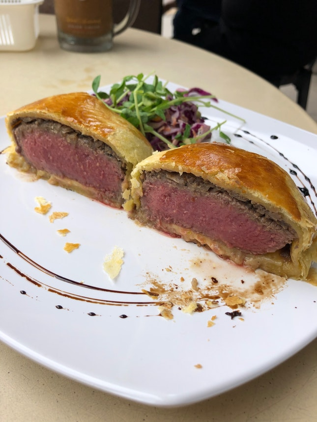 Affordable Beef Wellington