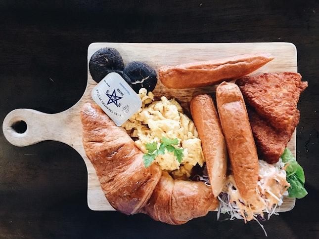 TWC Signature Big Breakfast