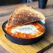 Moroccan Baked Eggs ($14)