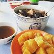 Double boiled Bak kut teh.