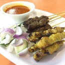 Satay Sejati (Haig Road Market & Food Centre)
