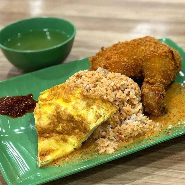 Ayam Goreng Set