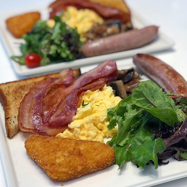 All American Breakfast