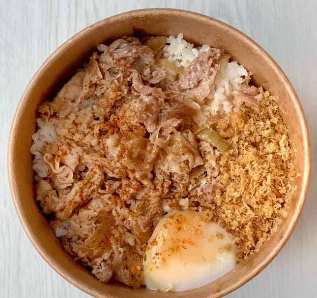 Iberico Pork Bowl