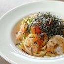 Wafu Seafood Pasta