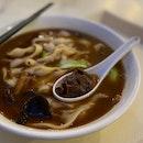 Knife Shaven Noodle (Beef)