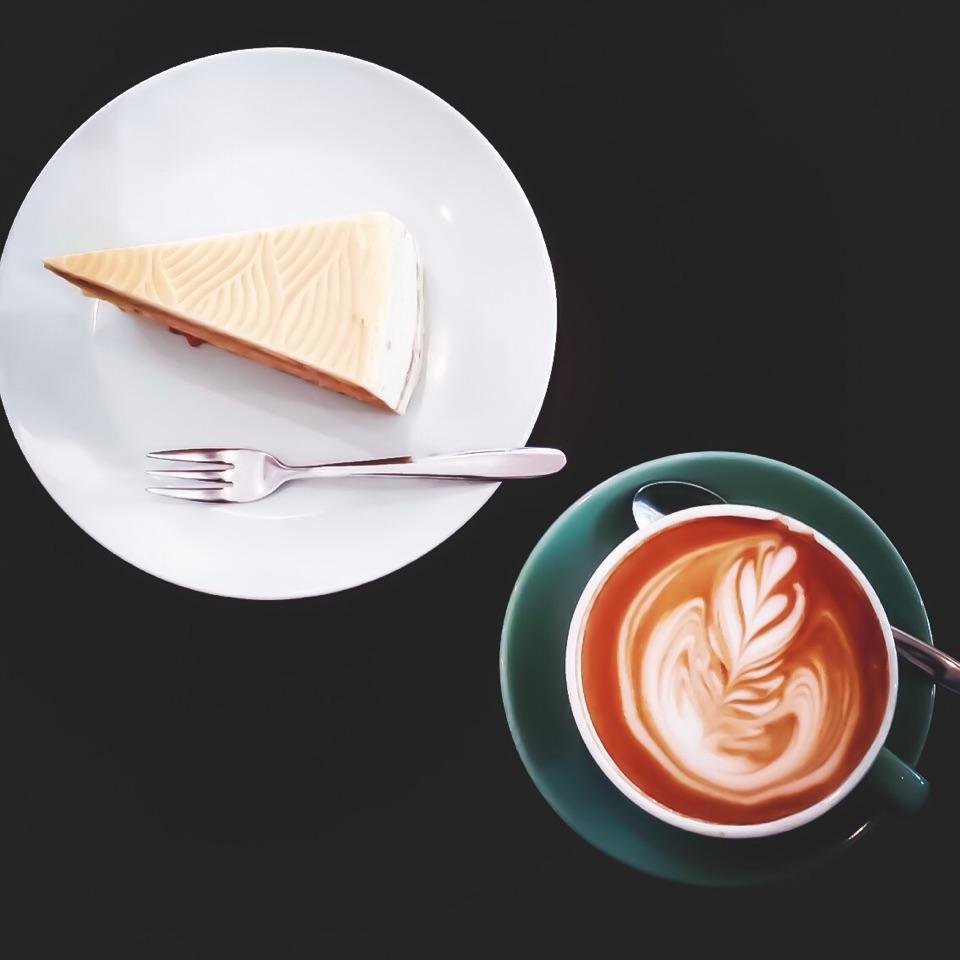 When Coffee Meet Cake