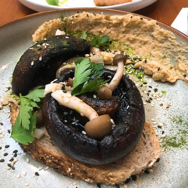 The Virtuous Mushroom
