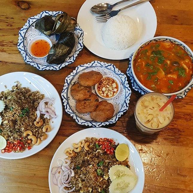 Thai • 泰國餐
