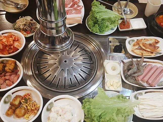 My go-to place for Korean Food!!