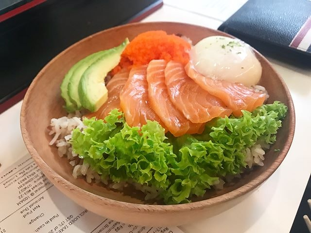 Salmon Samurai (100AM)