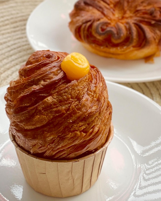 OLD SCHOOL FRENCH PASTRIES