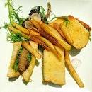 SINGAPORE Besides pasta, TCC also has a yummy sandwich!